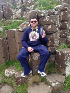 giants causeway audio tour