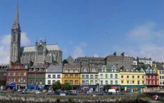 Cobh also known as queenstown