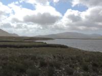 connemara terrain in the mountains