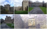 grounds of cahir castle