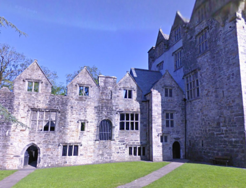 Donegal Castle situated in the Centre of Donegal Town, Ireland