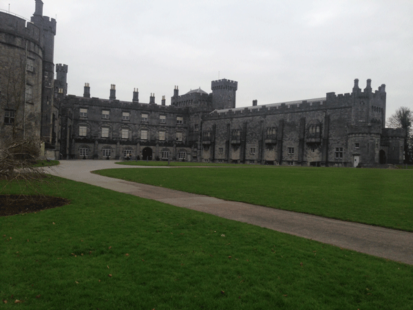kilkenny castle grounds