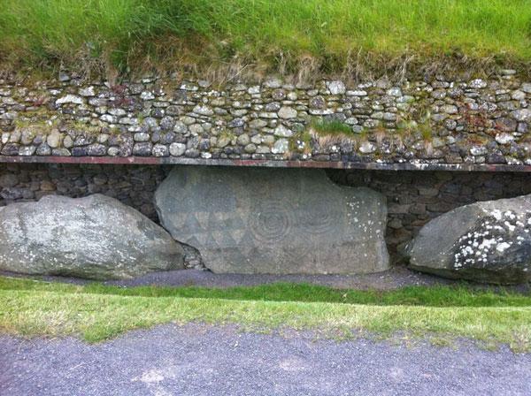 newgrange stone