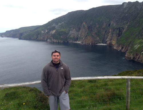 Slieve League Cliffs, A Special place to stand in Ireland