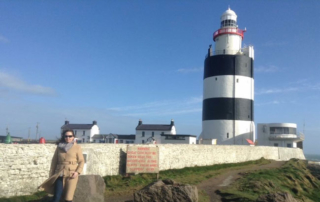 hook lighthouse in Wexford
