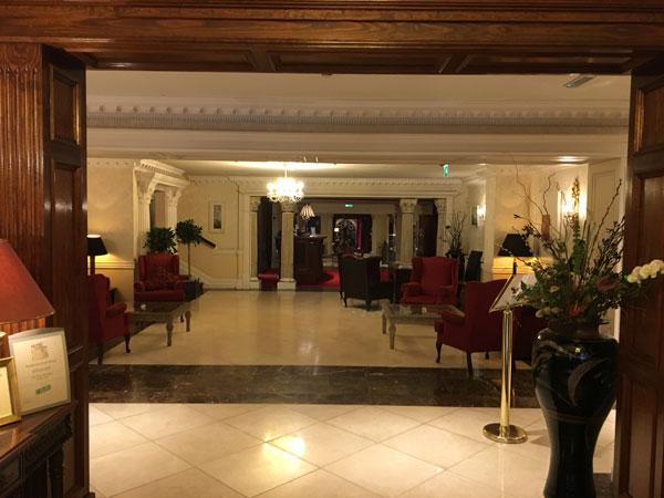muckross lobby