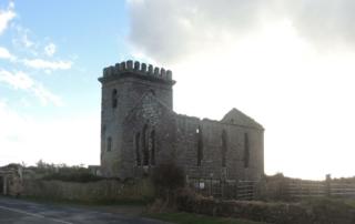 knights templar church in Wexford