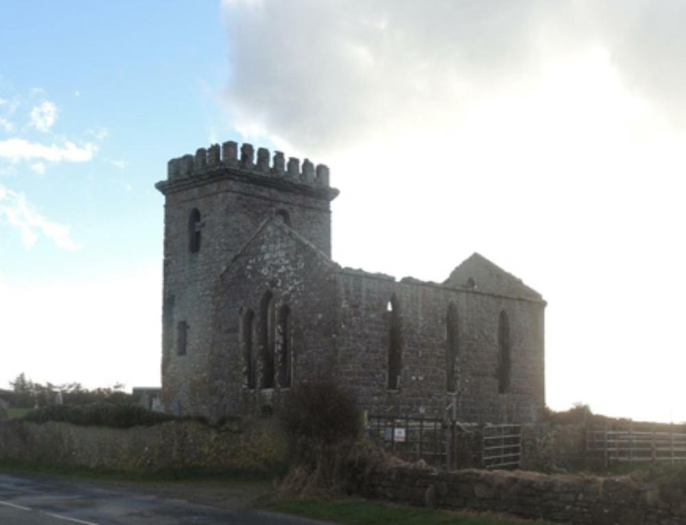 The Knights Templar of Ireland – Templar's Church Templetown Wexford