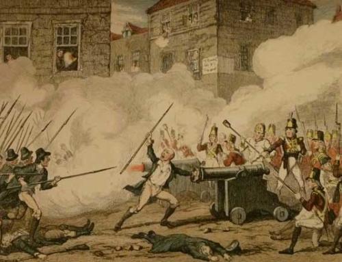The 1798 Irish Rebellion – A Little bit of Irish History