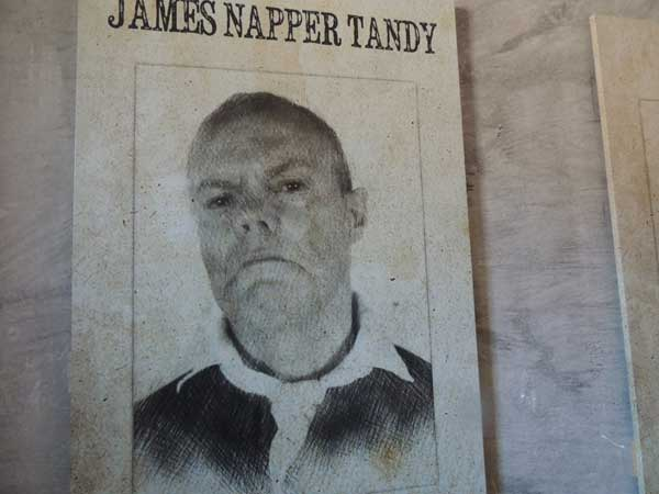 james napper tandy