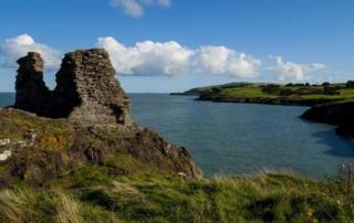 panoramic sea views from blackcastle