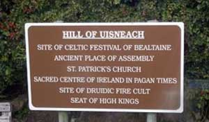 hill of uisneach