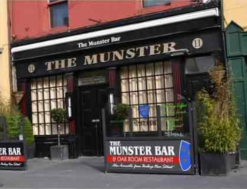 The Munster Bar – Enjoy the best bar food in Waterford