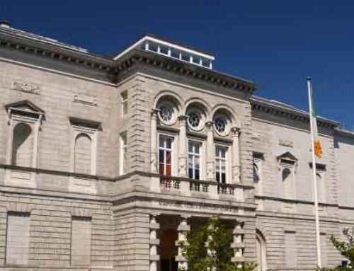 The National Gallery of Ireland – Meeting on the Turret Stairs
