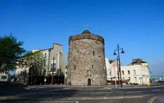 Reginalds Tower in Waterford City