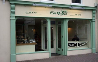 sage deli in youghal