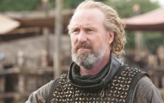 William Hurt played William Marshal in Ridley Scotts 2010 version of Robin Hood