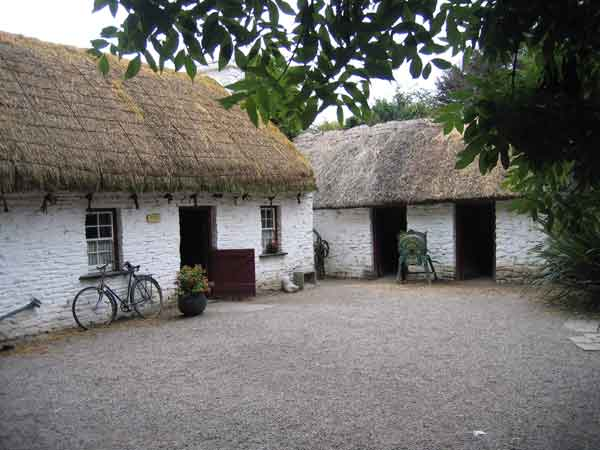 bunratty folk farm and area