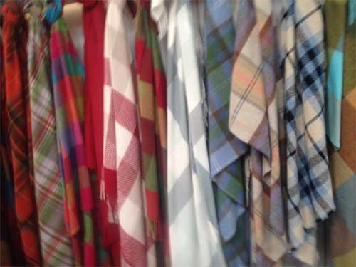 dove hill scarfs