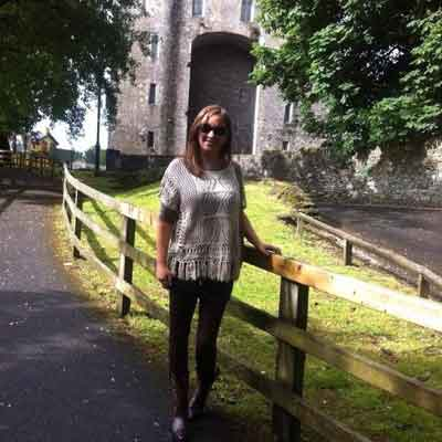 sinead murphy at bunratty castle