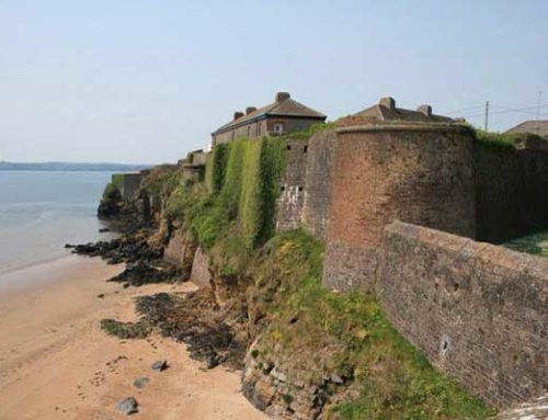 Duncannon and Duncannon Fort, County Wexford