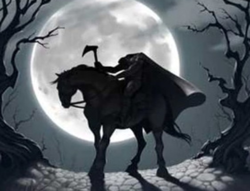 The Dullahan – The Headless Horseman of Ireland