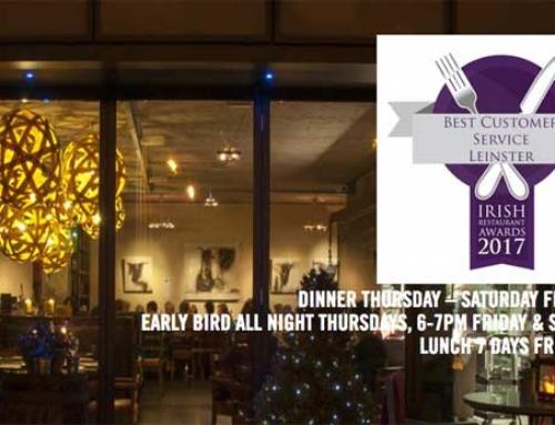 Lennons@visual – Award Winning Restaurant