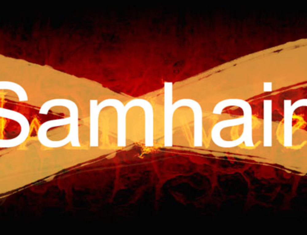 Samhain – The Celtic New Year and Festival of the Dead.