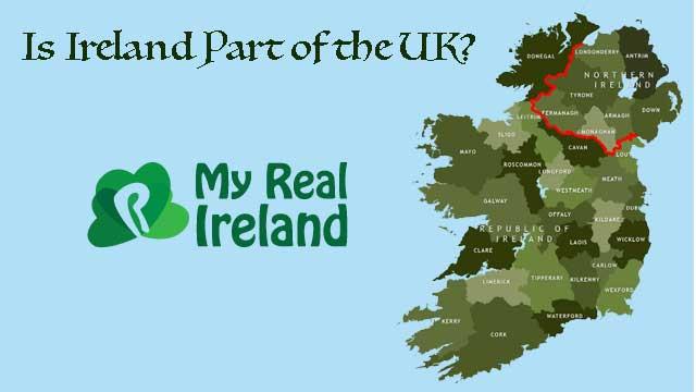 Is Ireland Part Of The British Isles